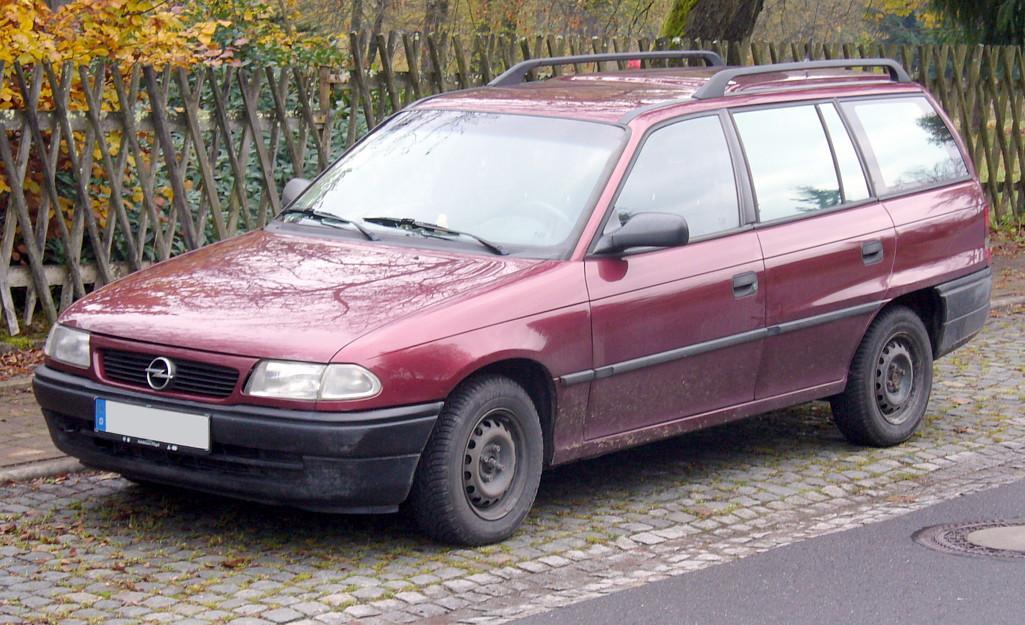 File Opel Astra F Caravan Jpg Wikimedia Commons