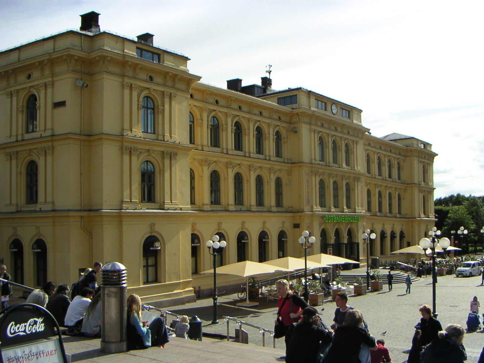 Dejting I Oslo Centralt