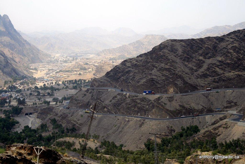 Chaiber Pass