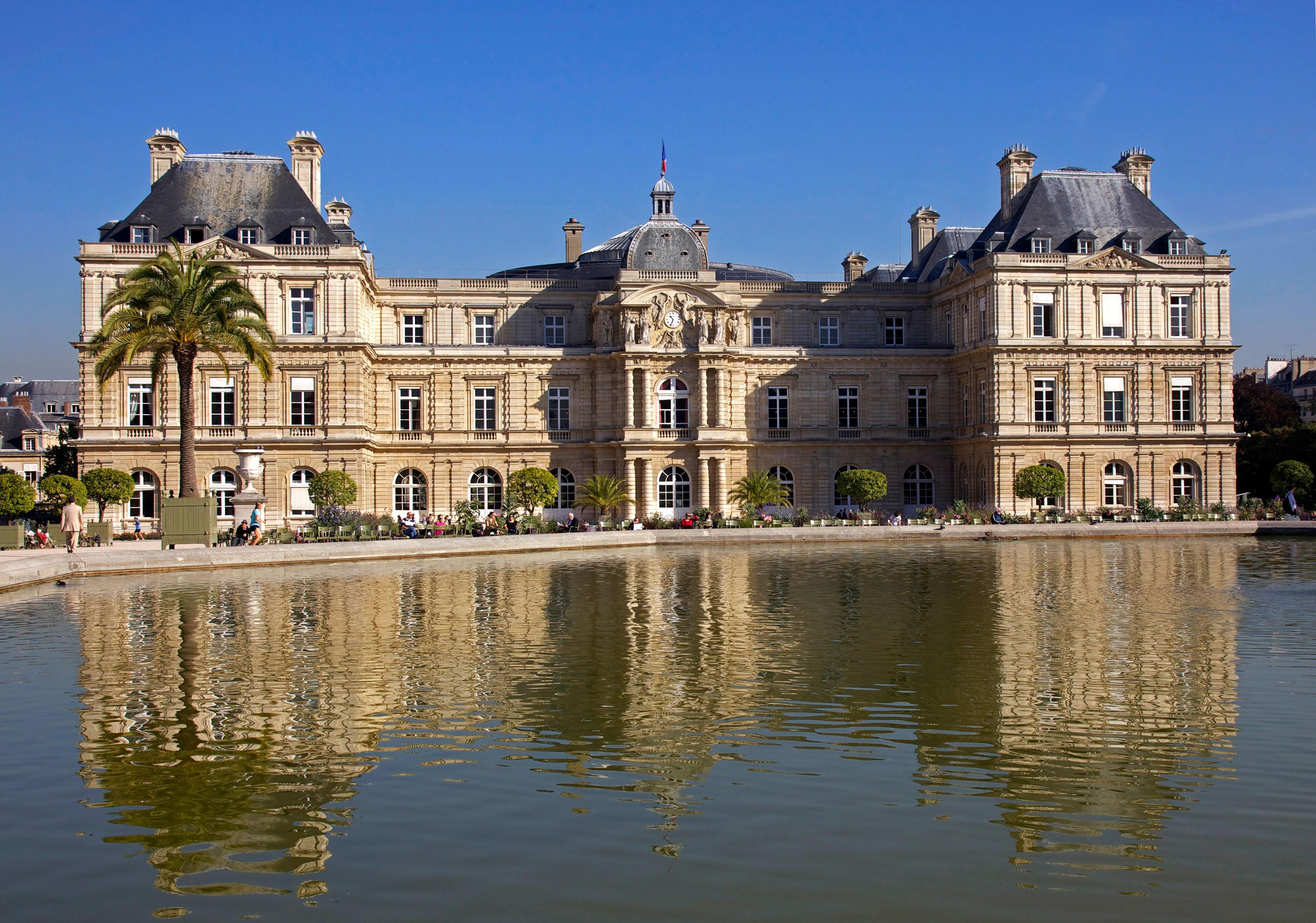 Grand Foyer Palais Du Luxembourg : Palais du luxembourg wikiwand