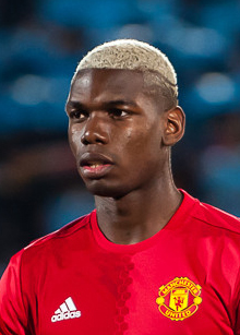 Image illustrative de l'article Paul Pogba