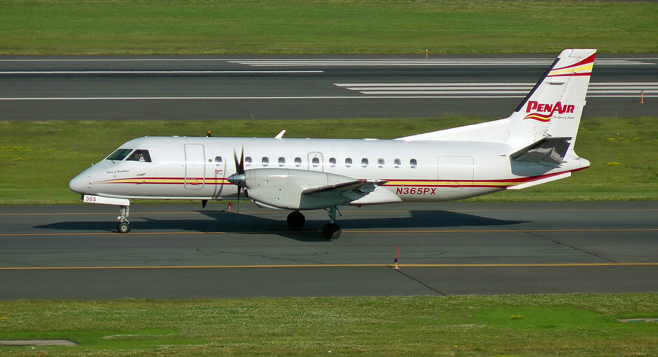 File:PenAir Saab 340B.jpg - Wikimedia Commons
