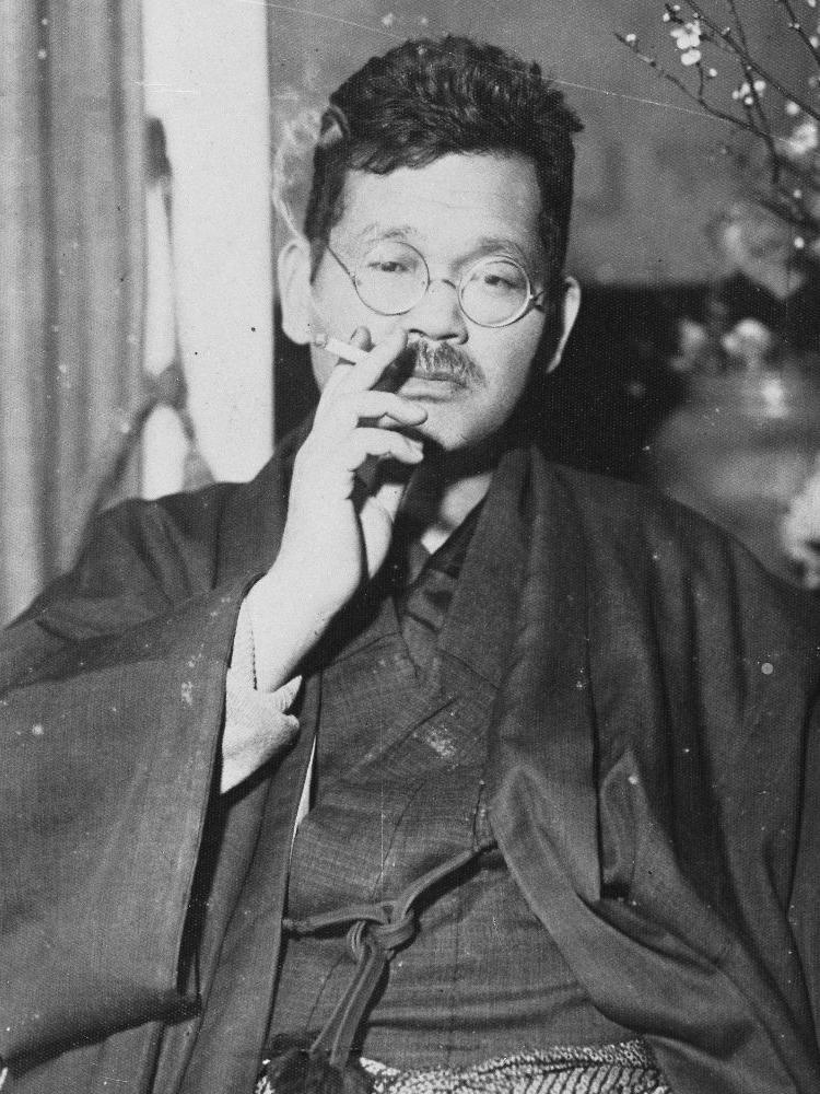菊池 寛(Kan Kikuchi)Wikipediaより
