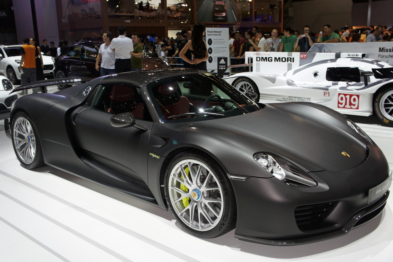 Porsche 918 Spyder Wikipedia Wiring Harness Manufacturing