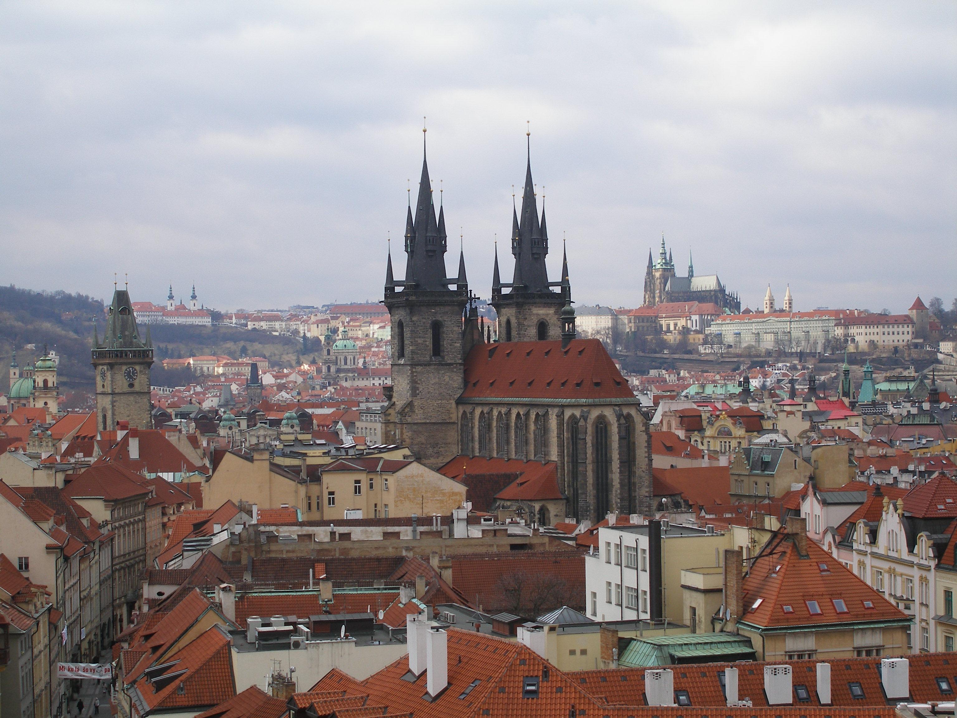 Města České republiky