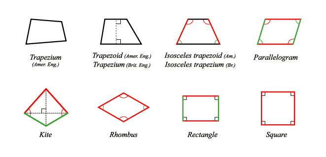 Quadrilateral  Wikipedia