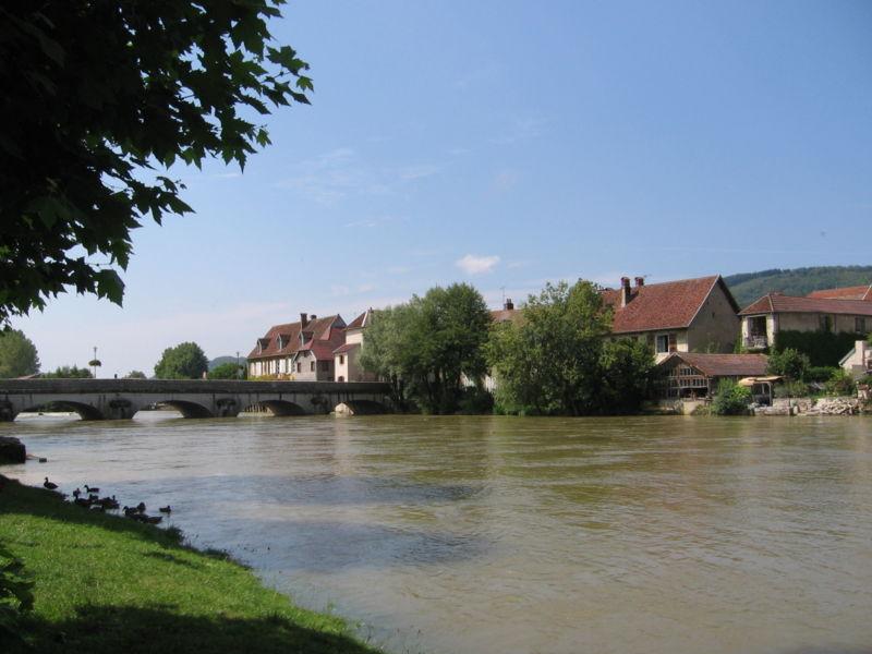 Quingey, river Oule