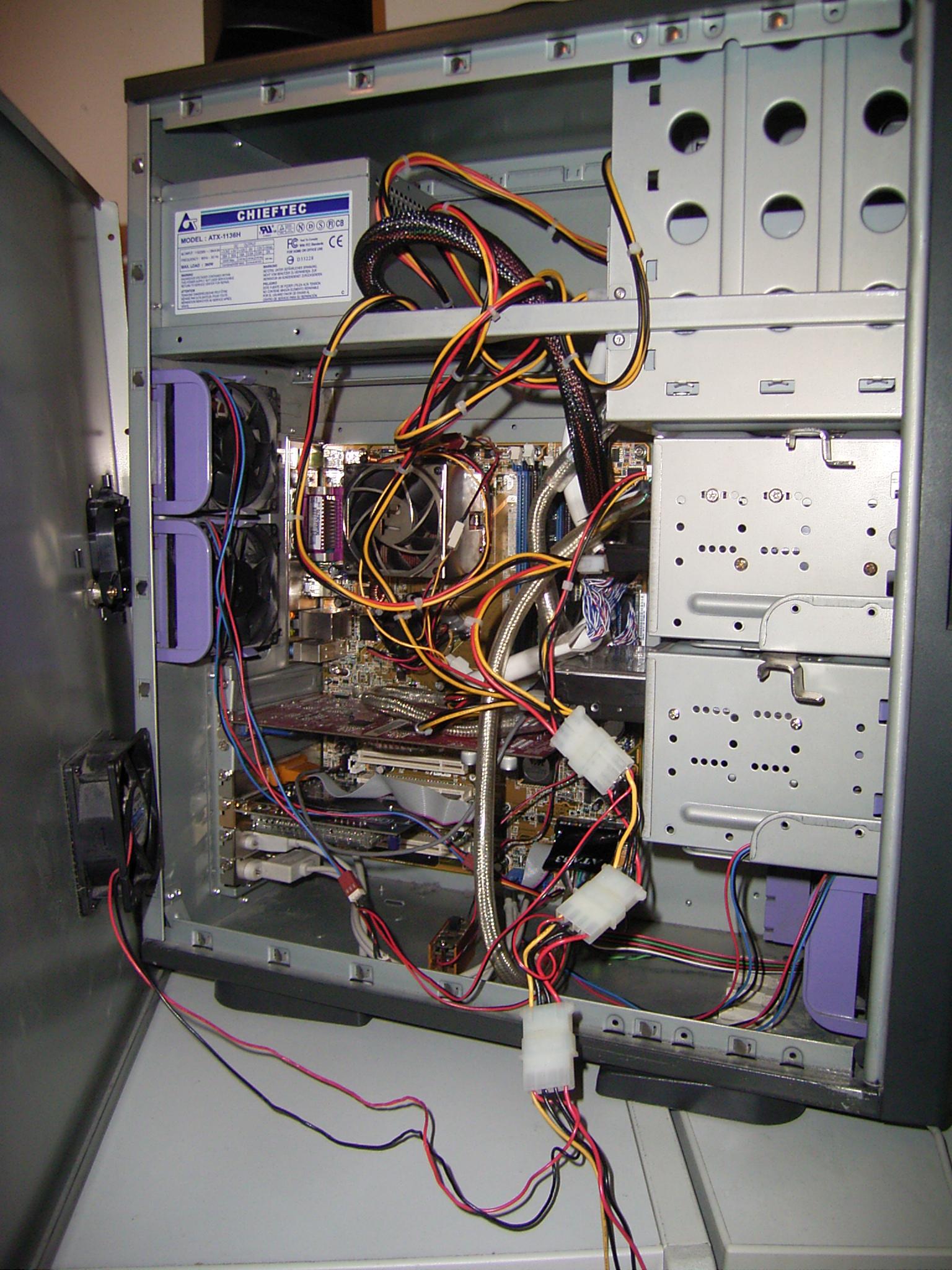 Arbeitsblatt Computer Aufbau : Informatik bestandteile eines computer