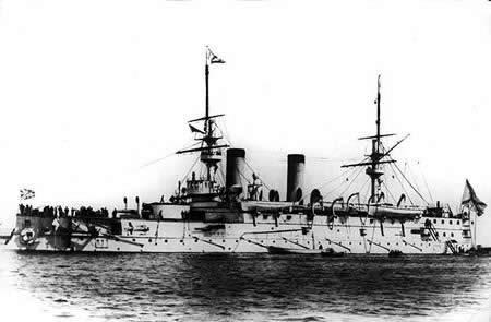 Honor marynarza, czyli anegdotyczna historyjka z dziejów wojny rosyjsko-japońskiej