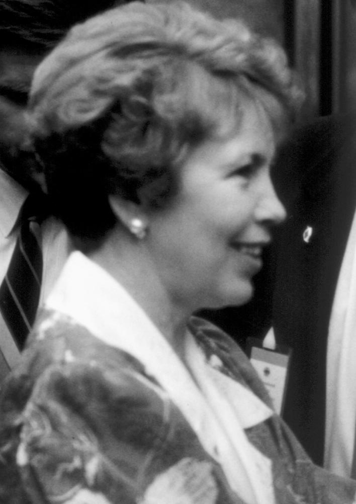 Raissa Maximowna Gorbatschowa