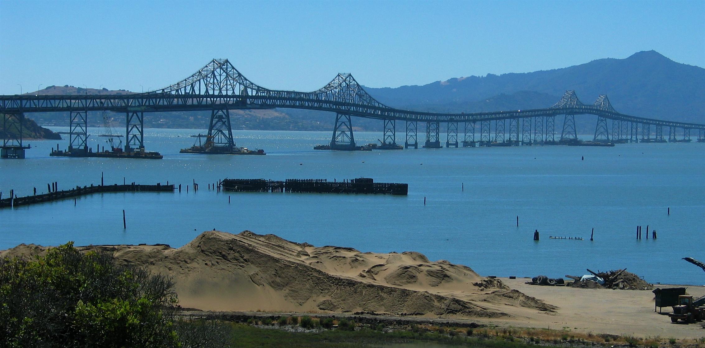 San Rafael Richmond Bridge