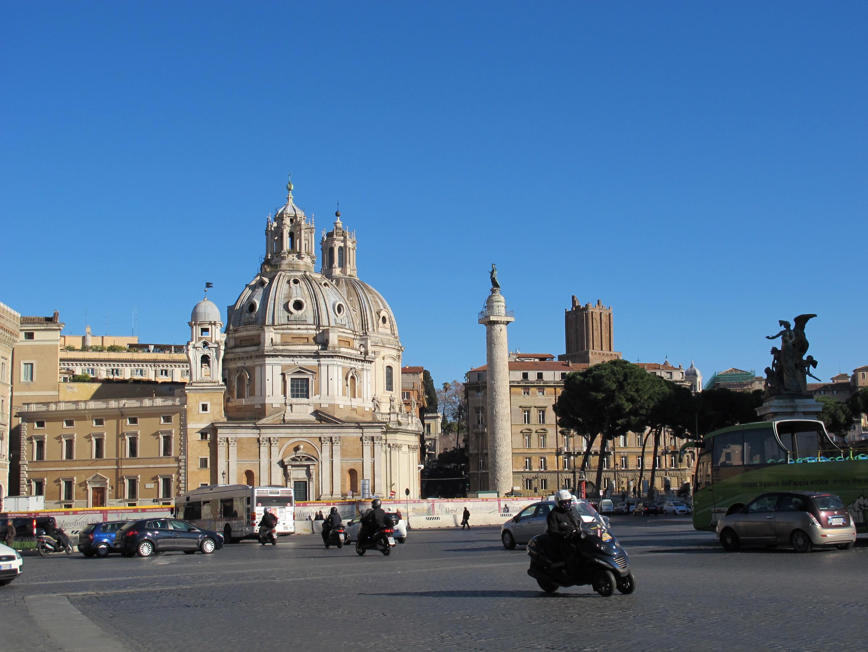 File Roma Piazza Venezia 01 Jpg Wikimedia Commons