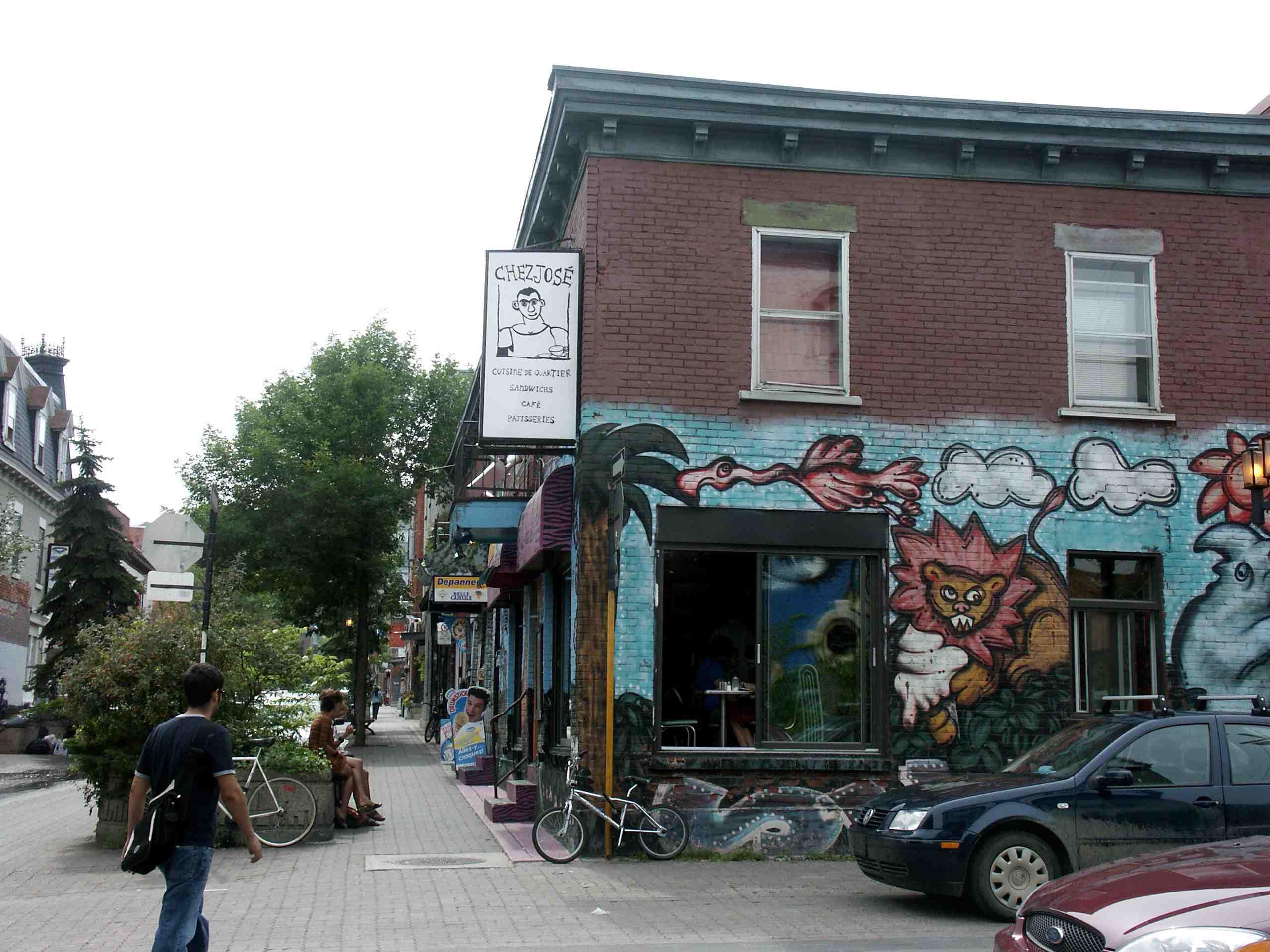 Restaurant Rue Duluth
