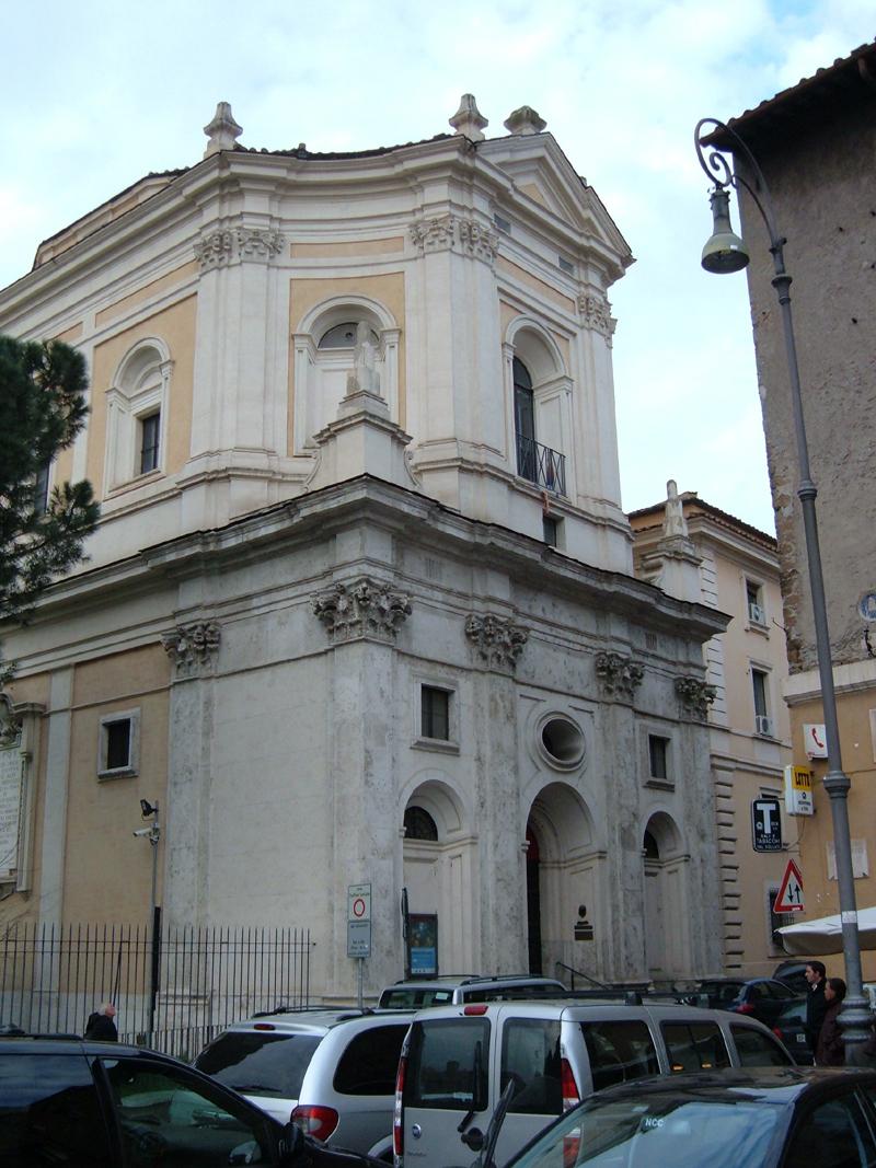 Chiesa di santa rita da cascia in campitelli wikipedia for Basilica di santa rita da cascia