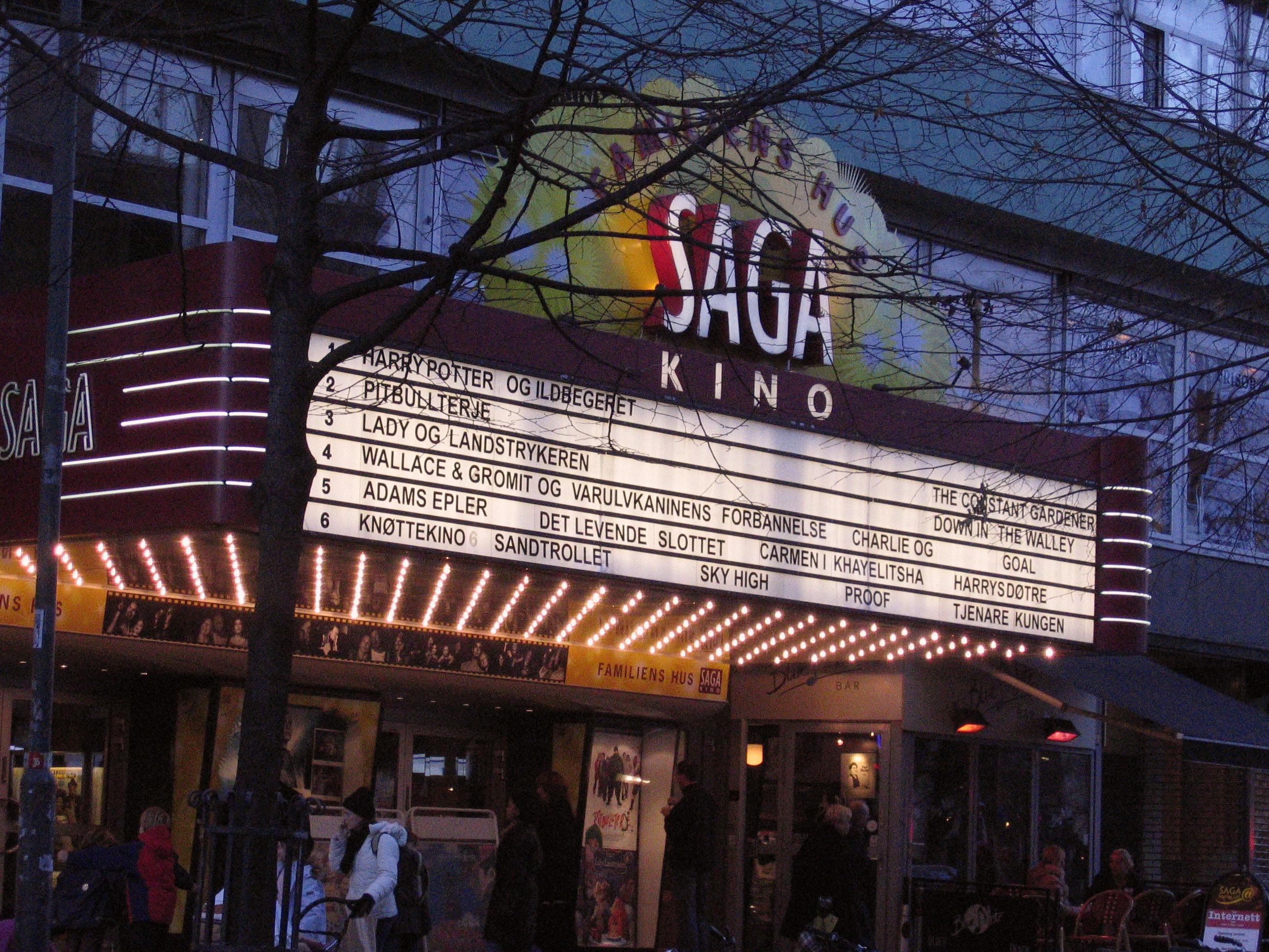 Kino Oslo