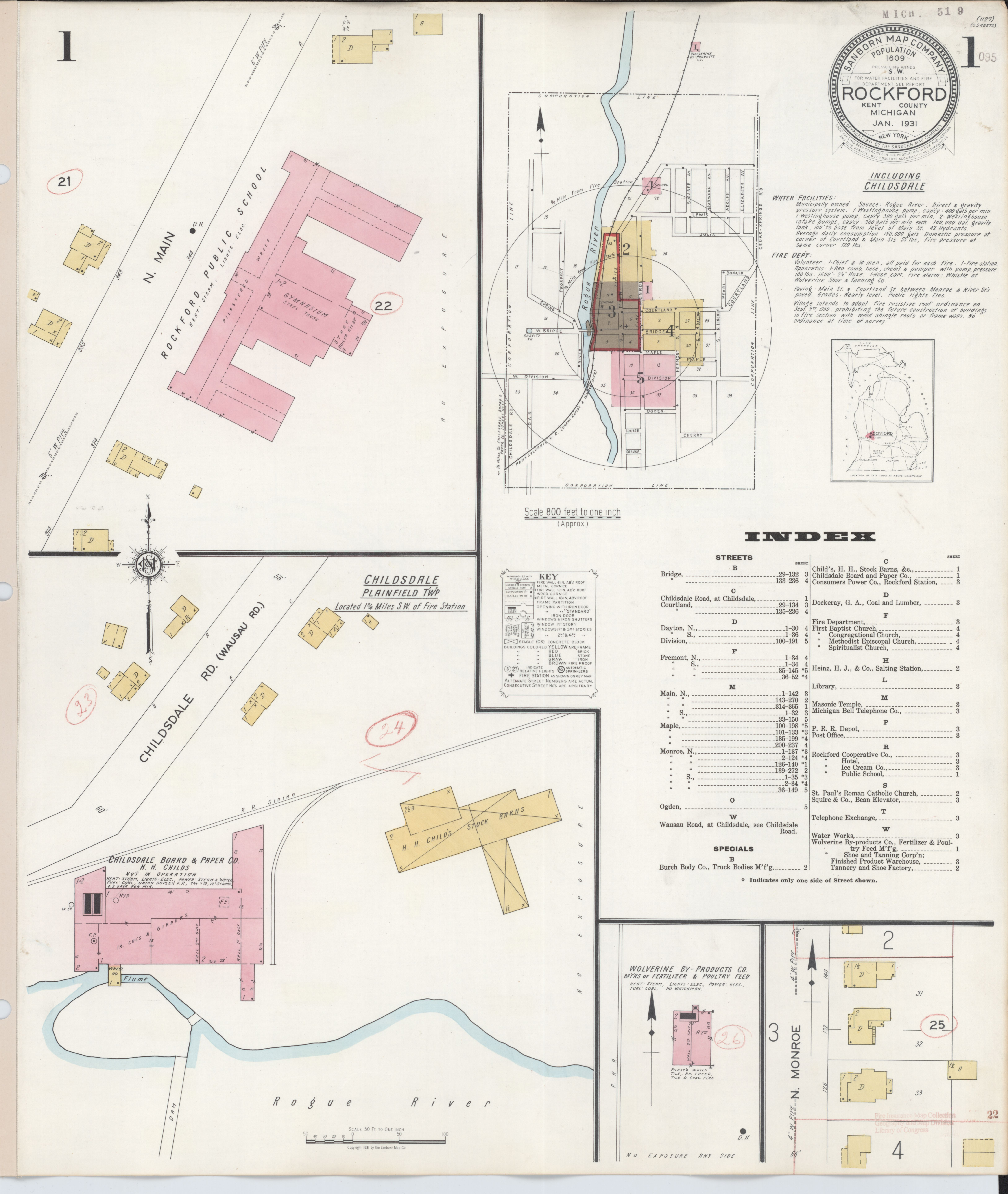 File:Sanborn Fire Insurance Map from Rockford, Kent County, Michigan on hastings street map, milford street map, kent delaware state map, city of flint street map, portage street map, dewey beach street map, galena street map, kent maryland map, narragansett street map, north providence street map, boyne city street map, kent wa map, city of lansing street map, st. clair shores street map, rockford street map, middletown street map, grant street map, springfield street map, kent washington street map, kent michigan,