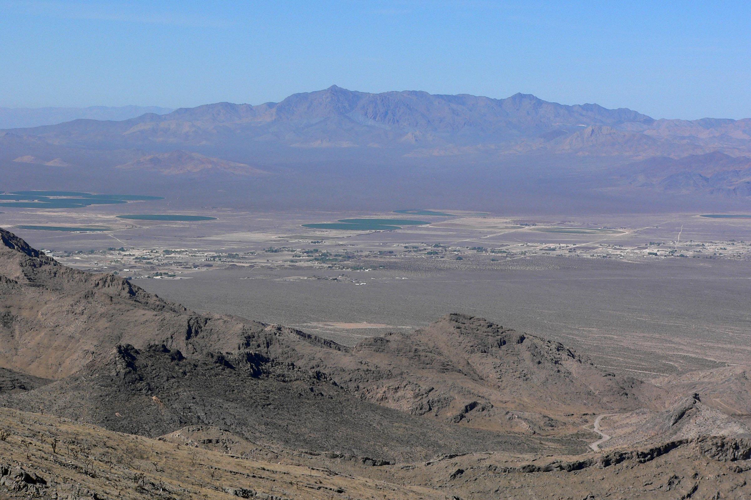file sandy valley from shenandoah peak 1 wikimedia mons