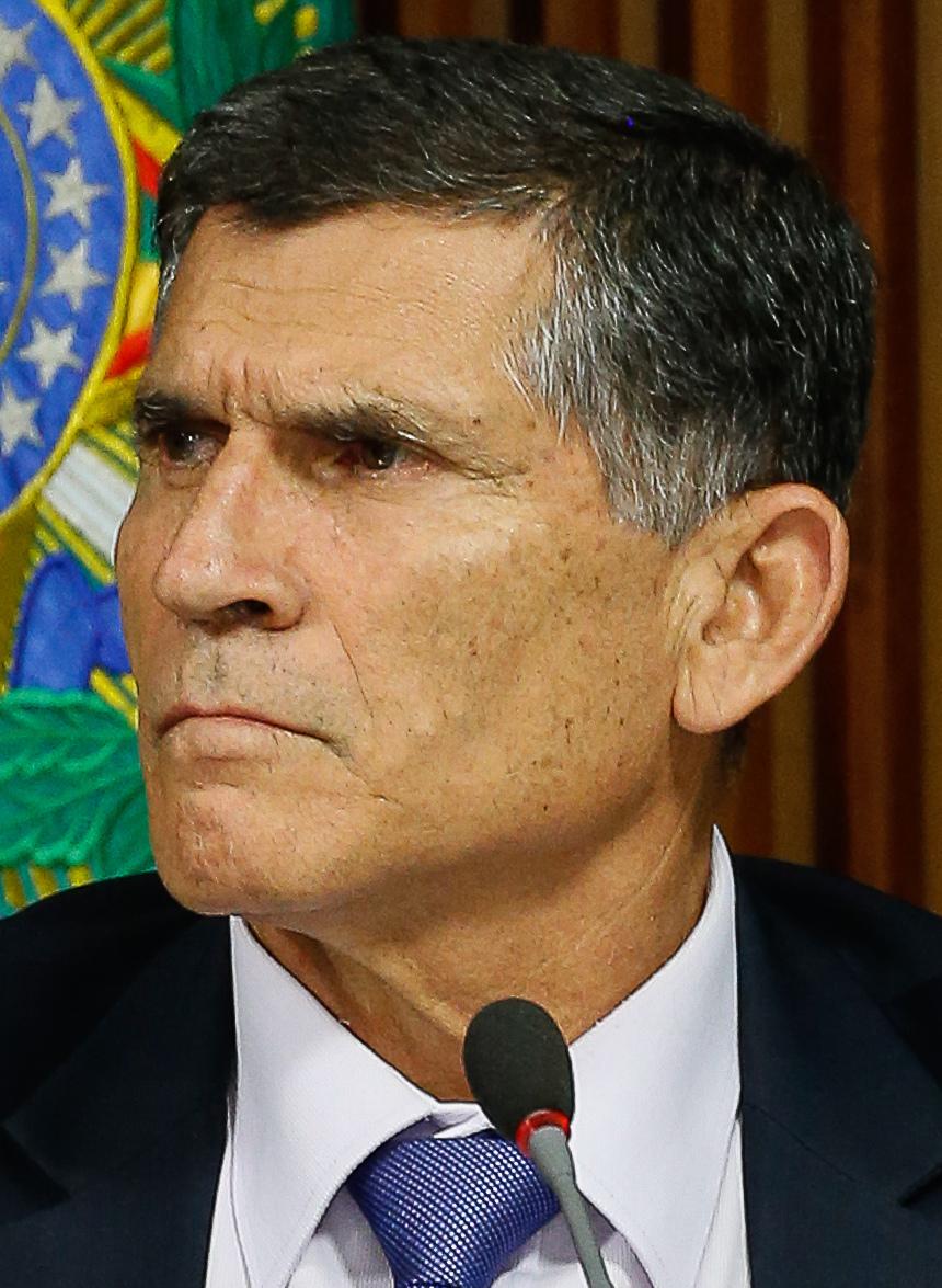 Carlos Alberto dos Santos Cruz - Wikipedia, la enciclopedia libre