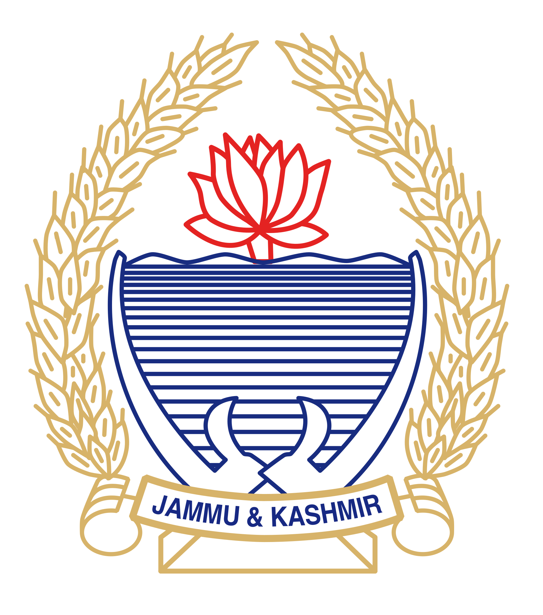 Seal of Jammu and Kashmir color.png