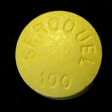 Seroquel 100mg