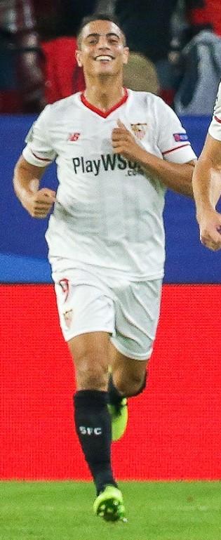 Seconda Maglia Sevilla FC Ben Yedder