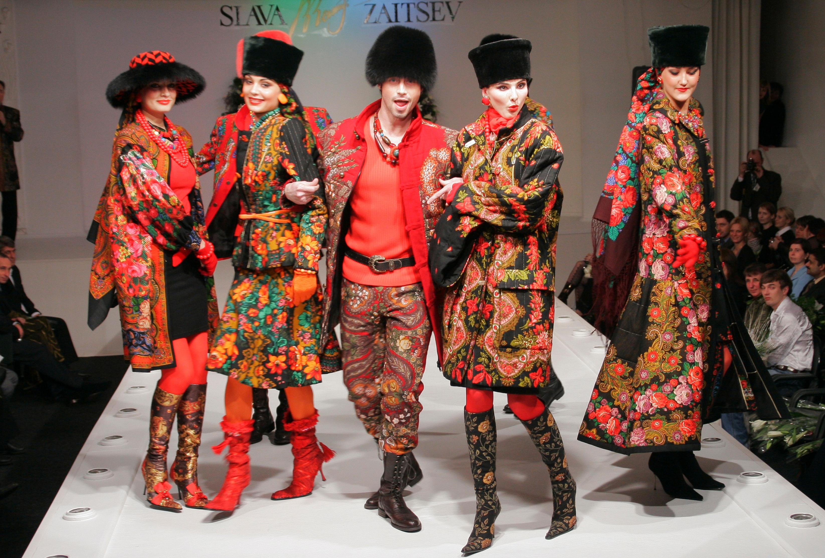 File Slava Zaitsev Fashion Show Wikimedia Commons