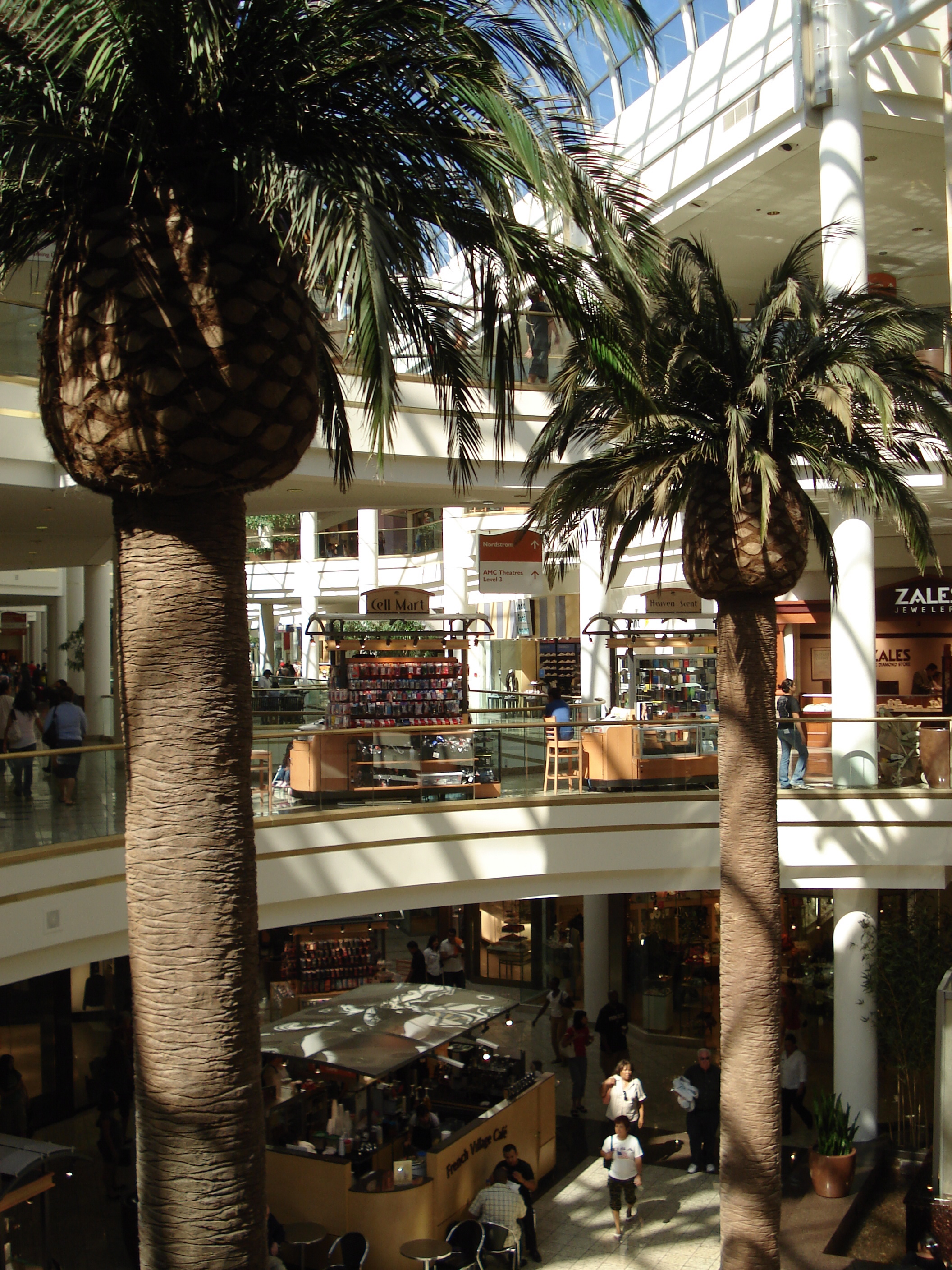 South Bay Galleria Mall Food Court