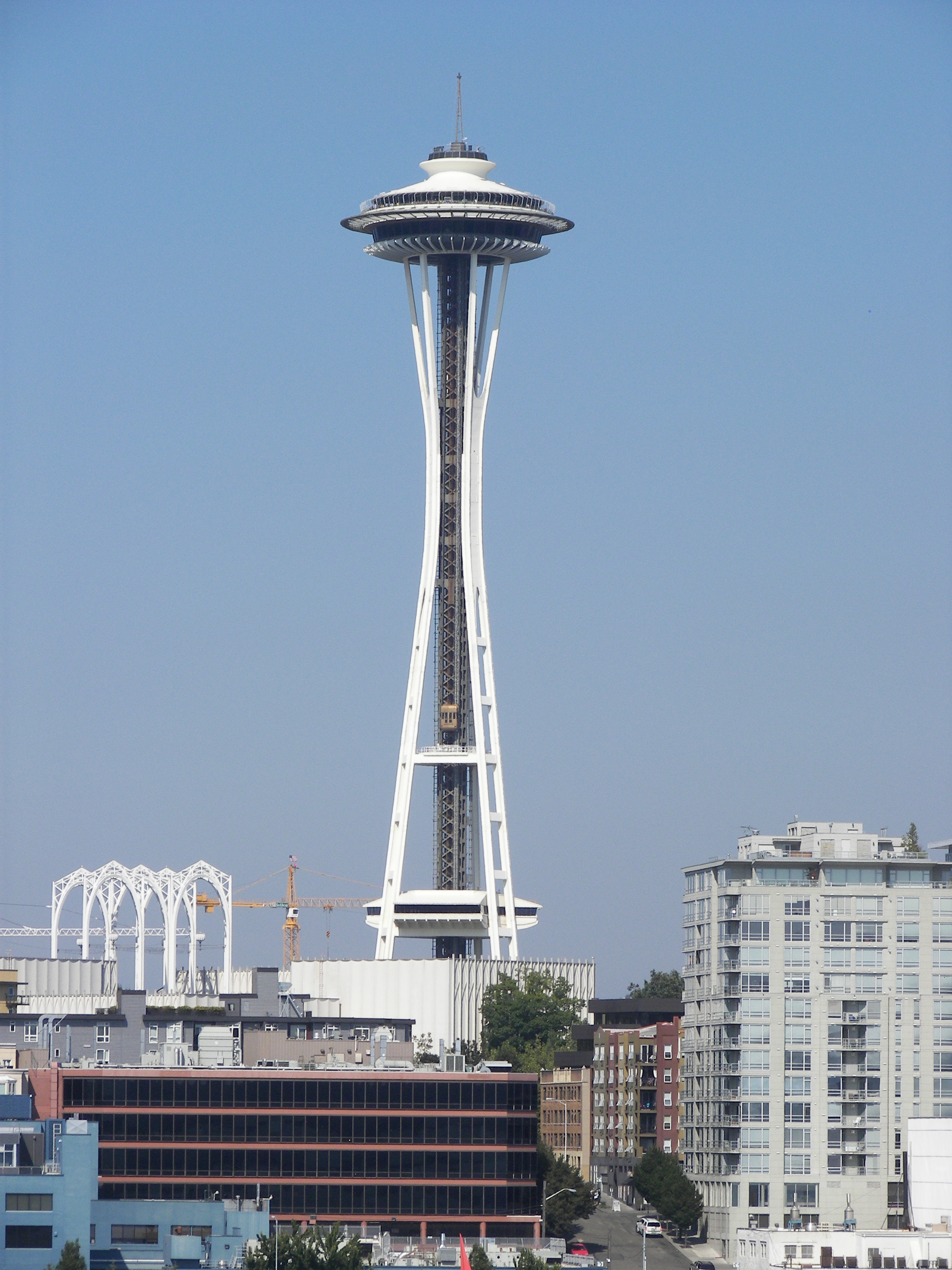 Seattle Hotels Close To Space Needle