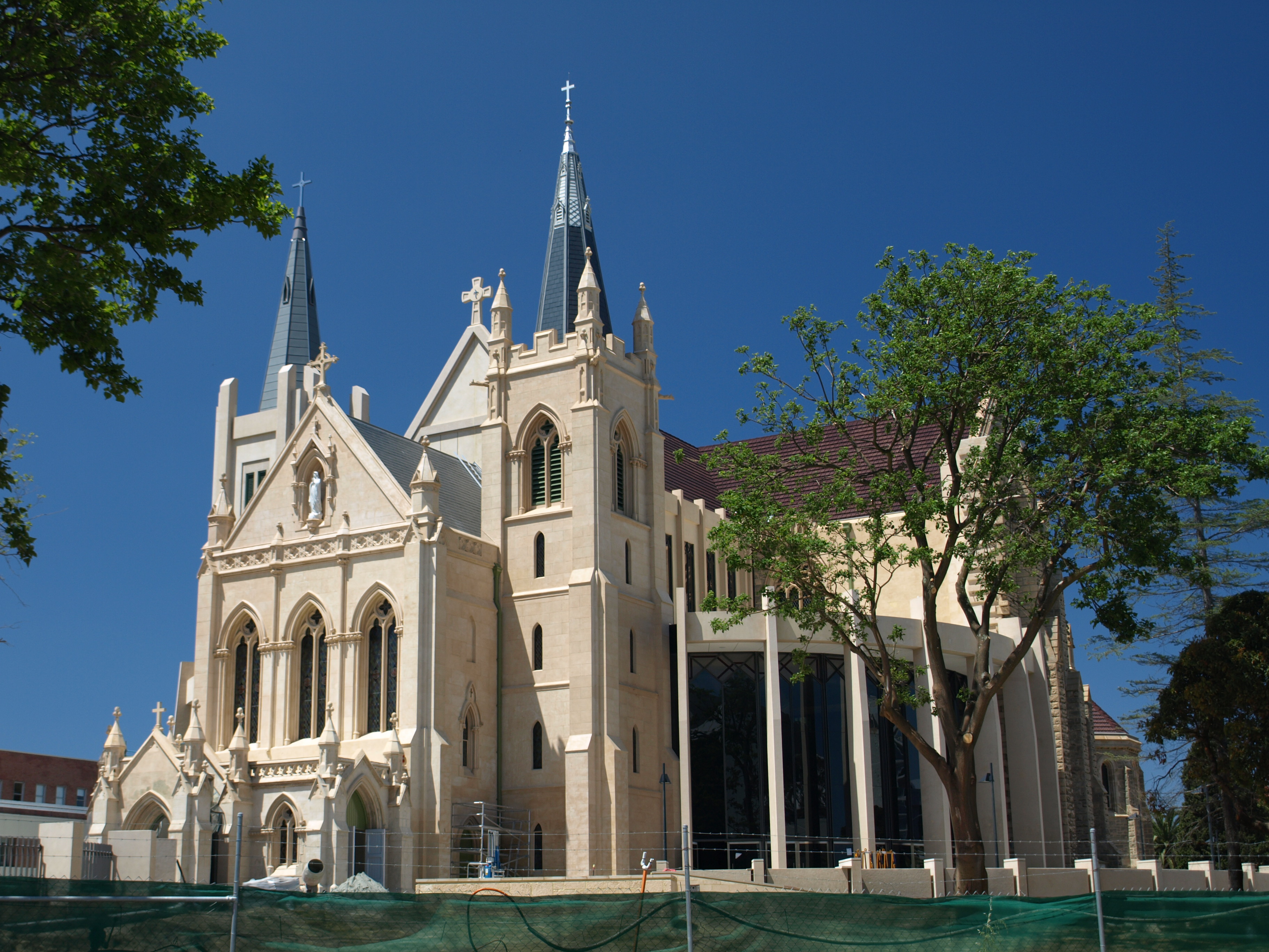 Saint Marys Australia  City new picture : St Mary's Cathedral, Perth 2009 2 Wikimedia Commons