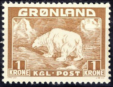 Postage Stamps And Postal History Of Greenland Wikipedia