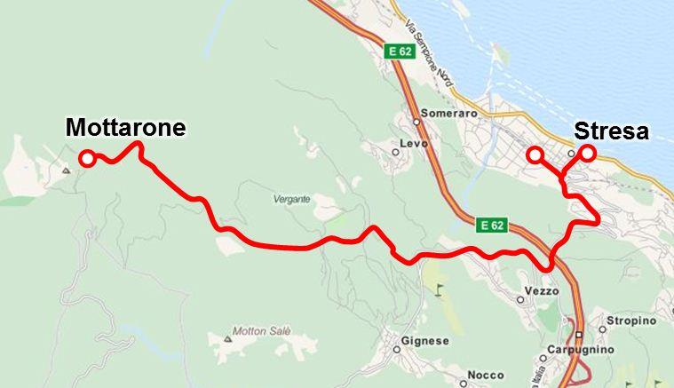 Cartina Lago Maggiore Stradale.Ferrovia Stresa Mottarone Wikipedia