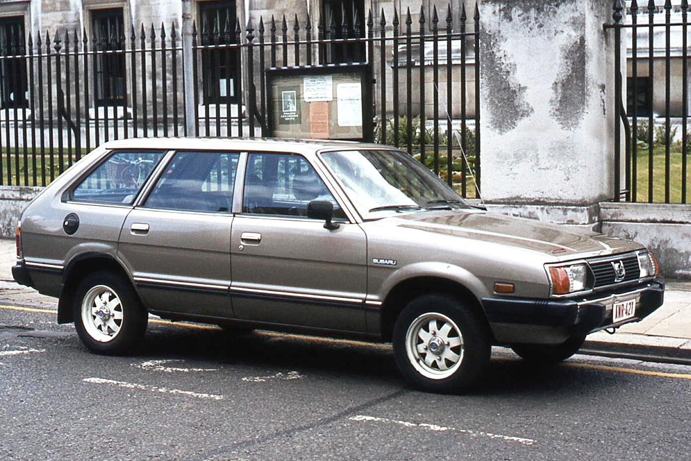 Imcdb Org 1980 Subaru Gl Am In Quot Fireball 2009 Quot