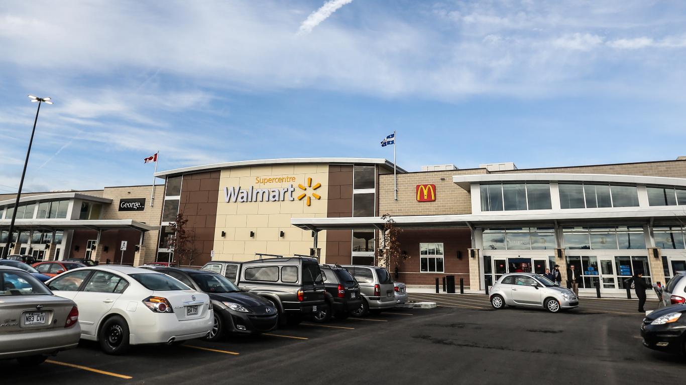 Walmart Supercentre Kitchener  Ottawa St S Unit E