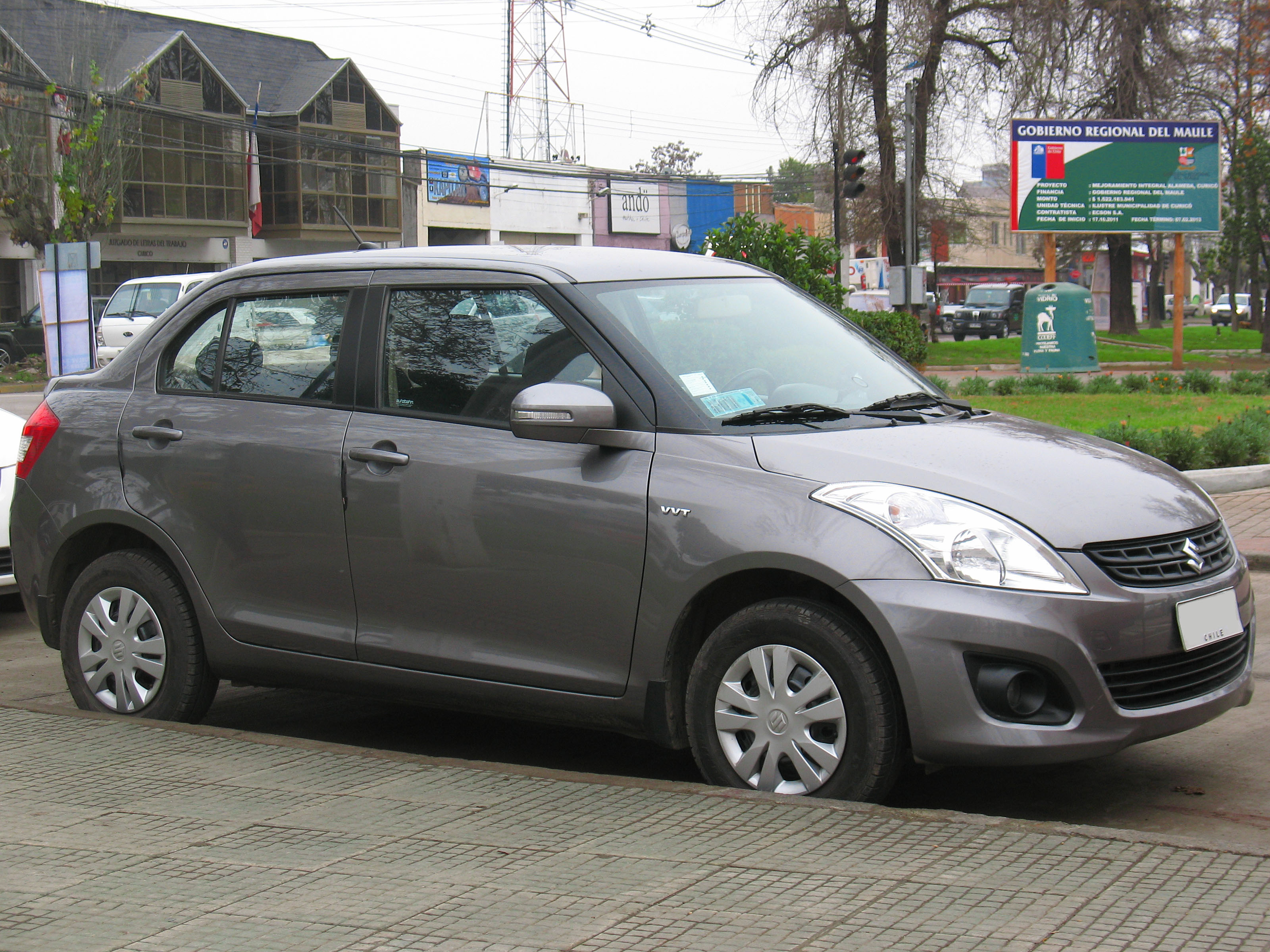 Maruti Suzuki Swift Model