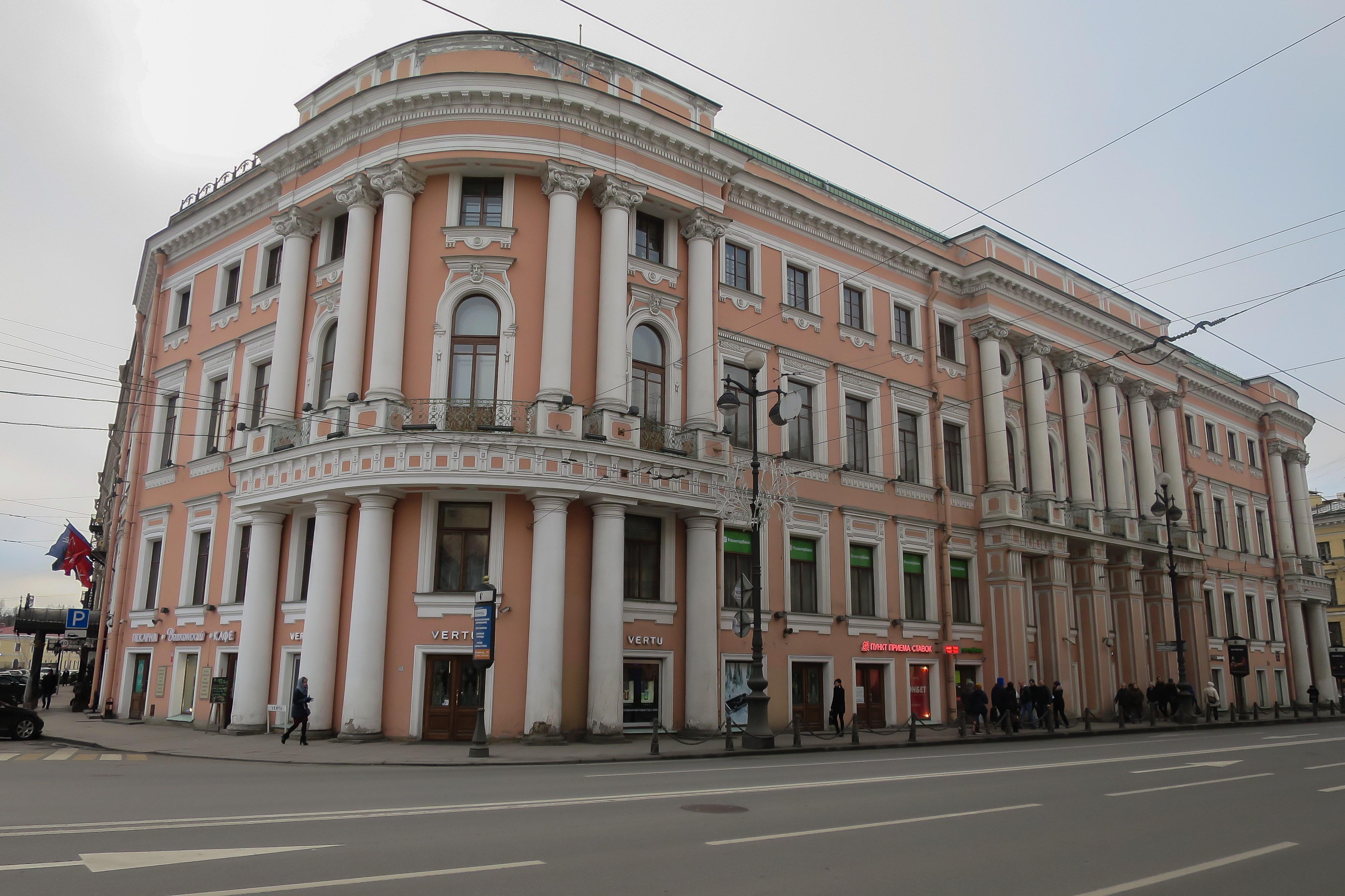 Fichier:Taleon Imperial Hotel Saint Pétersbourg 2015 12