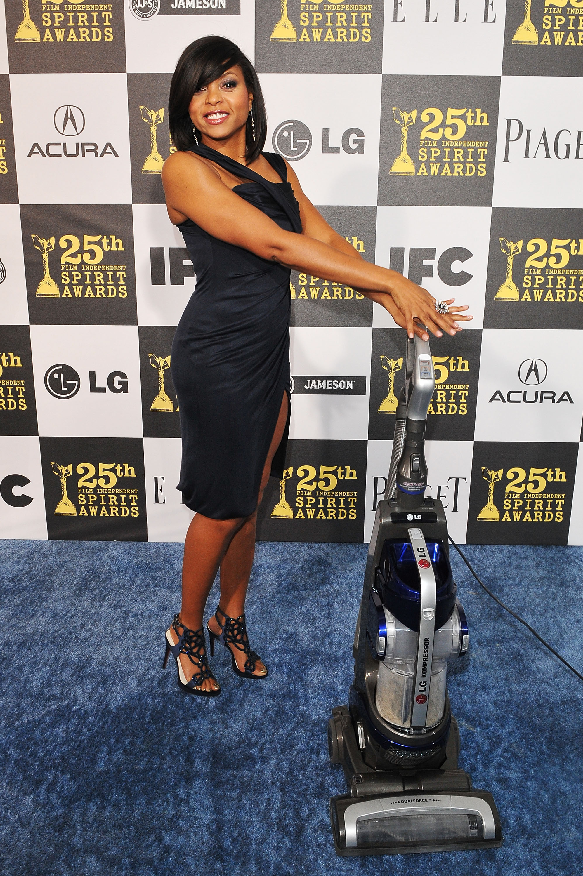 File Taraji P Henson With The Lg Electronics Kompressor