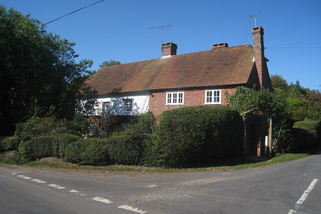The Mill House, Westwell - geograph.org.uk - 1502087