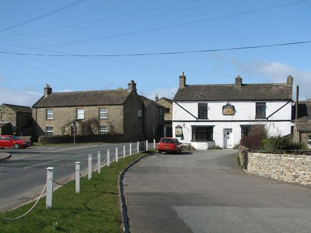 The Pheasant Inn, Harmby - geograph.org.uk - 151218