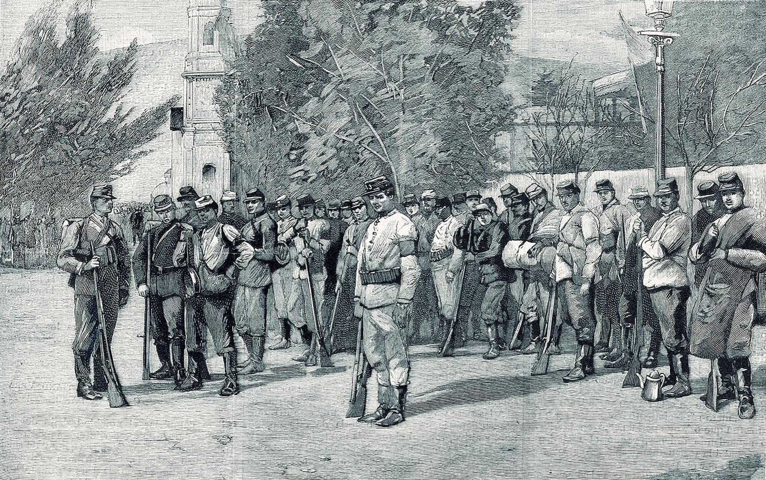 File:Tropas congresistas en Viña del Mar - Guerra Civil 1891.JPG