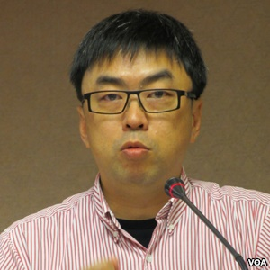 Tuan Yi-kang Taiwanese politician