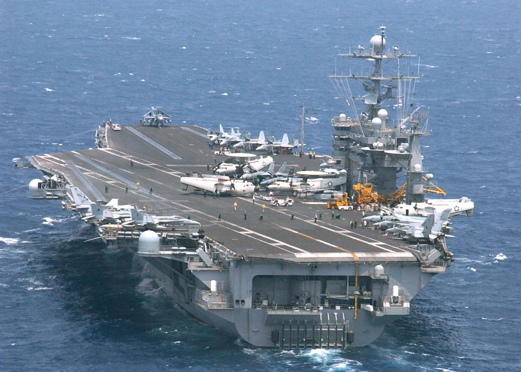 indias second aircraft carrier - HD2100×1500