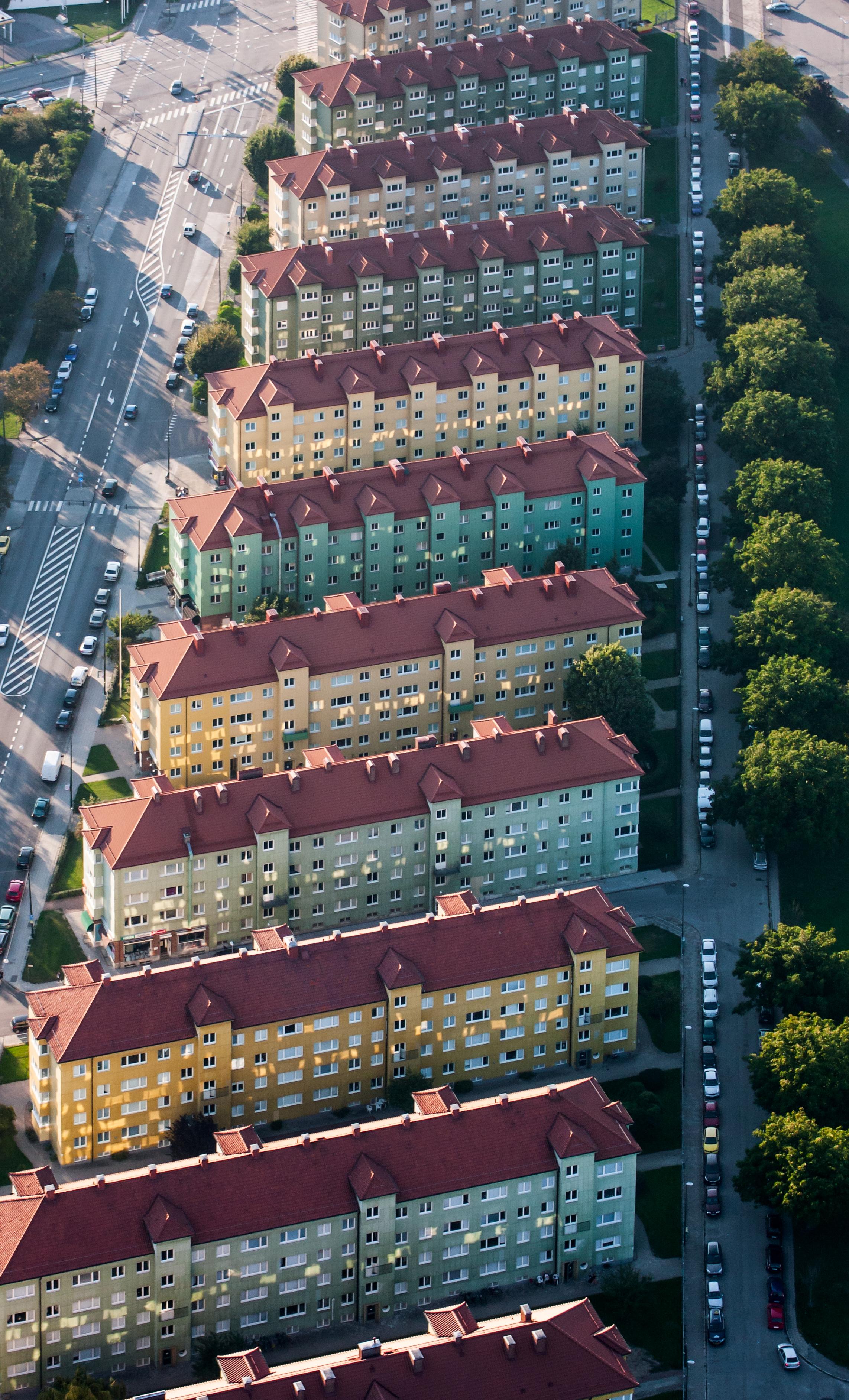 Uddeholmsgatan i Malmö.