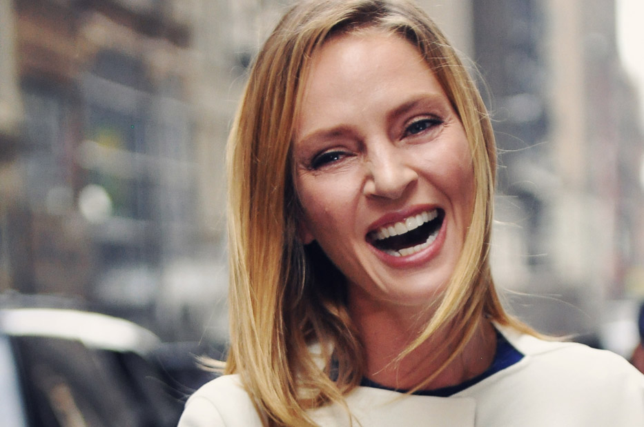 """Actress Uma Thurman Celebrates Killing Her Baby in an Abortion: """"I Have No Regrets"""""""