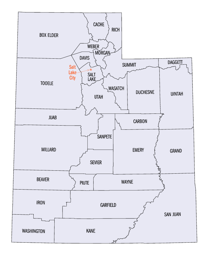 Utah Statistical Areas Wikipedia