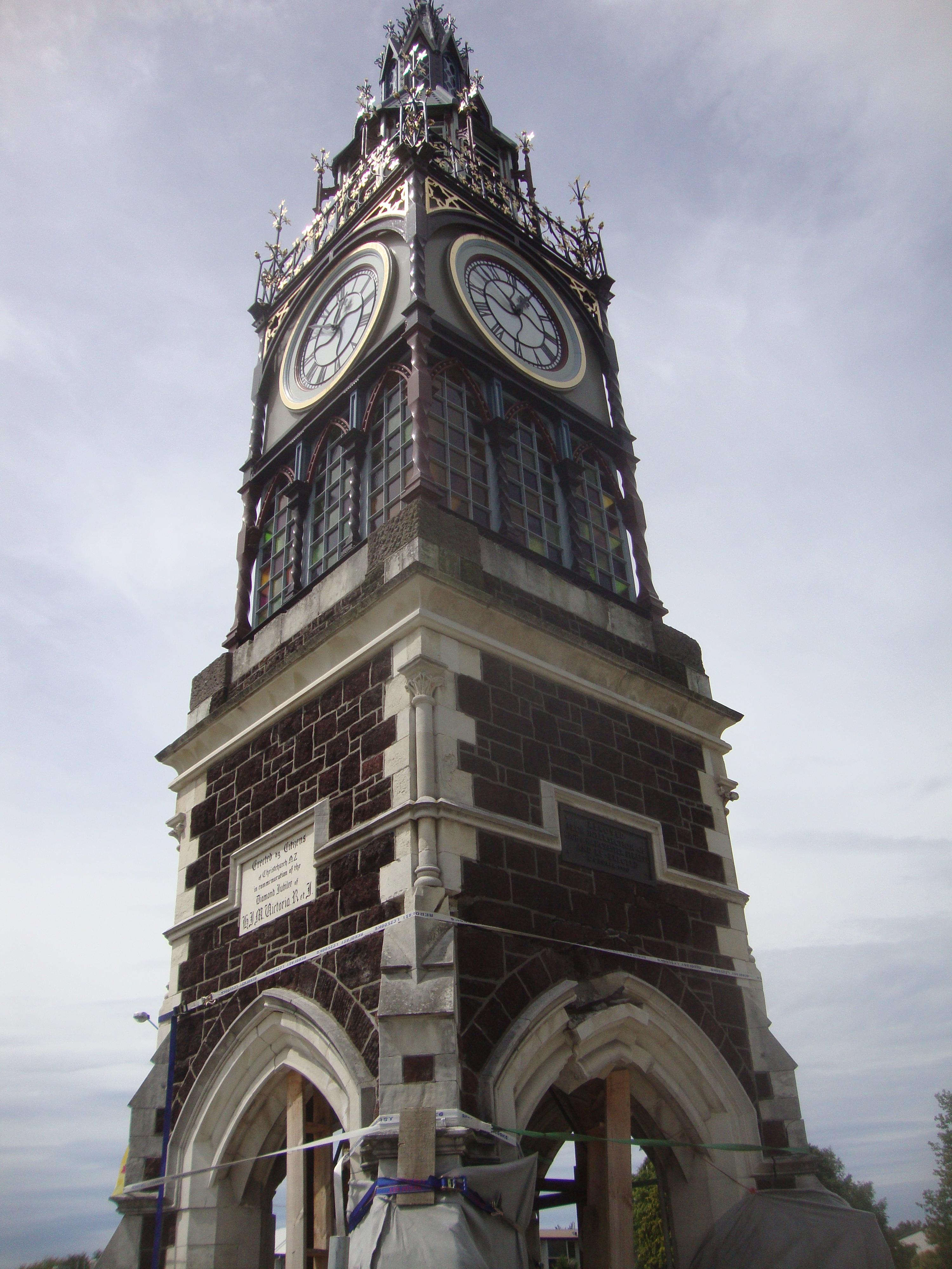 File:Victoria Clock Tower, Christchurch 37.JPG - Wikimedia ...