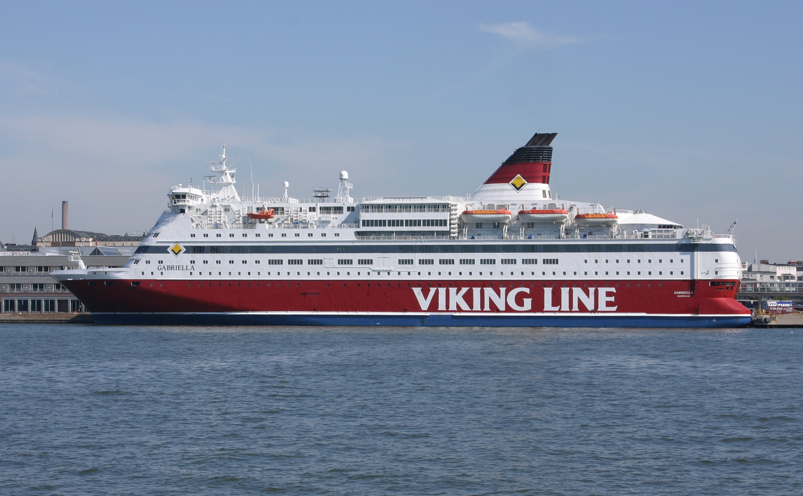 viking line helsingforskryssning