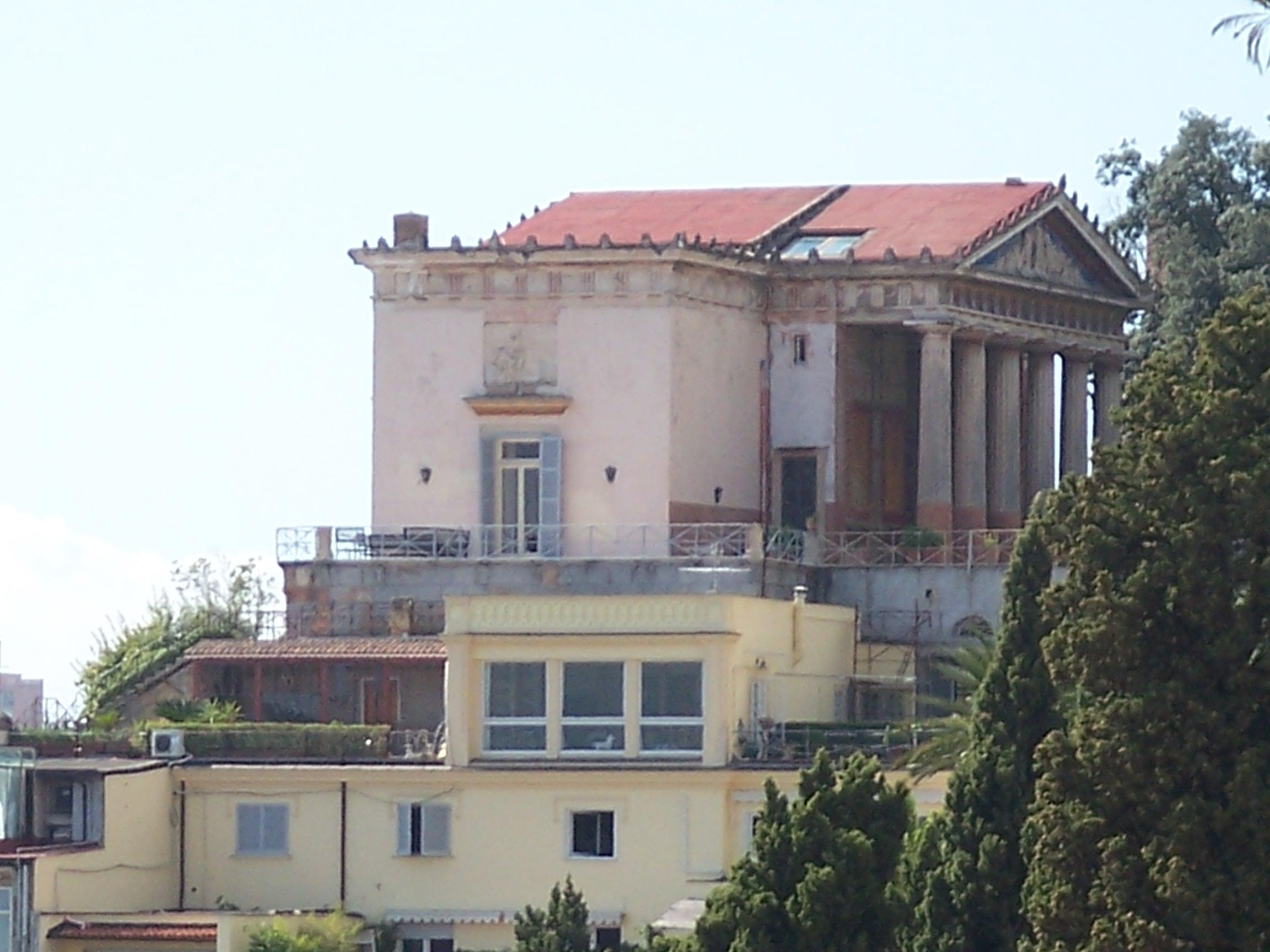 Villa Posillipo Matrimonio