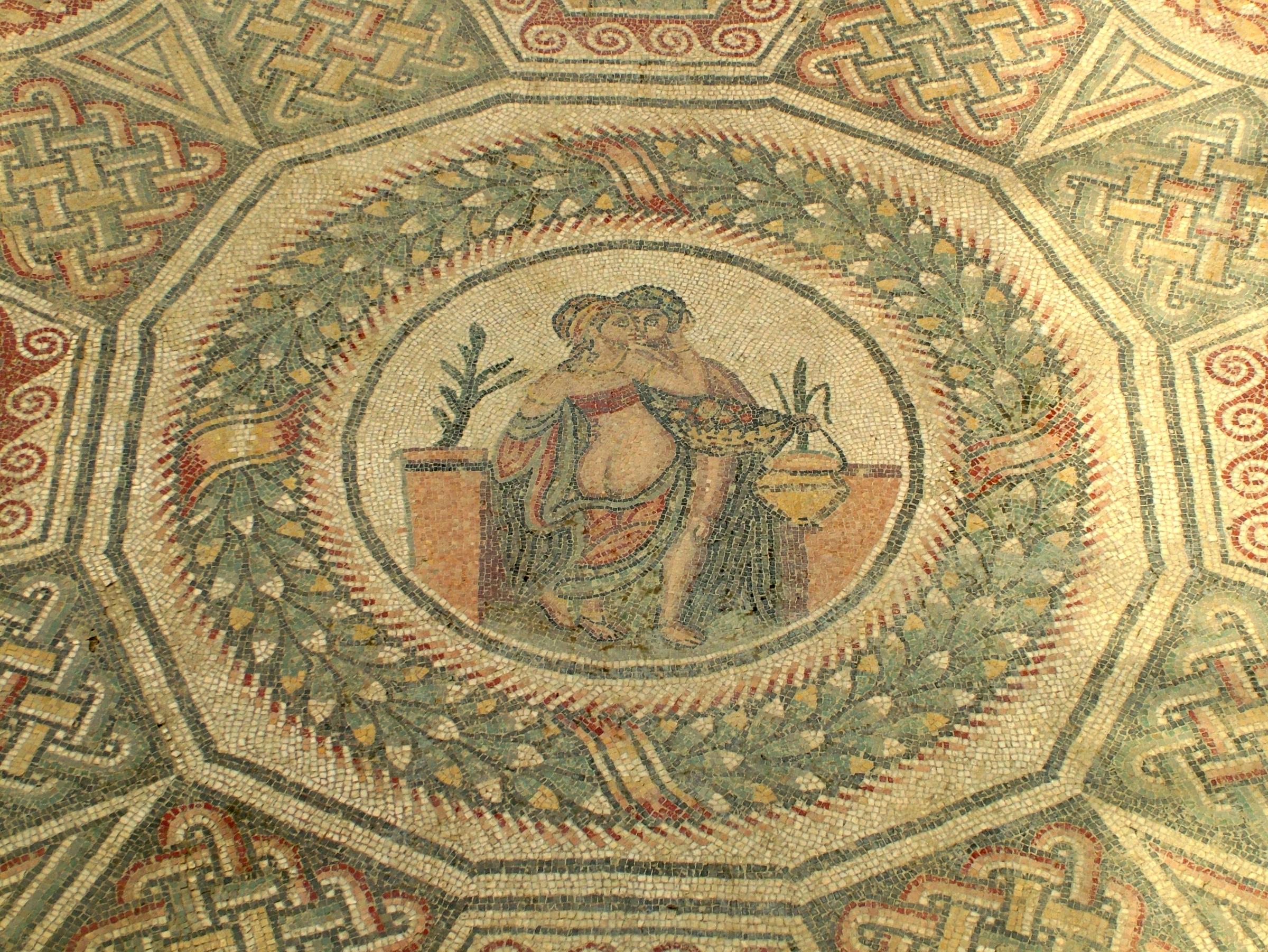 Villa romana del Casale - Wikiwand