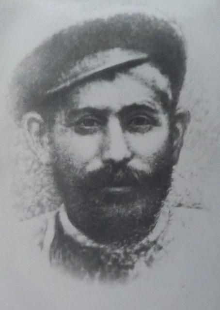 Beso Jughashvili - el padre de Stalin