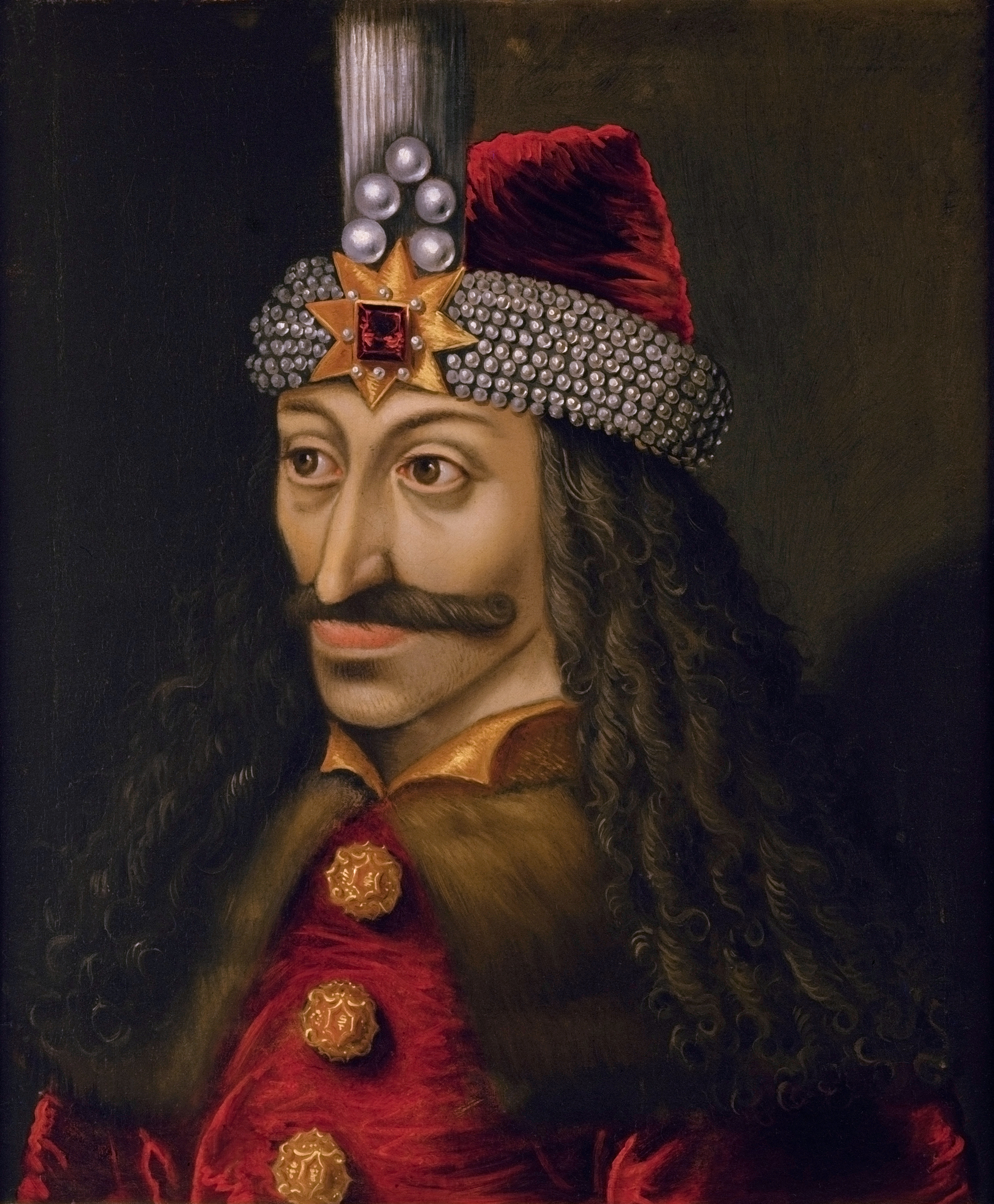 Vlad the Impaler's portrait